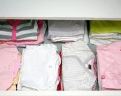 Как се перат бебешки дрешки?