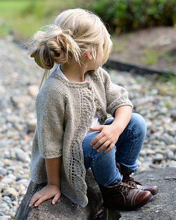 Красиви модели детски жилетки.