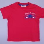Червена тениска за момче