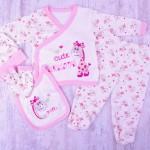 Бебешки комплекти момиче