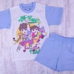 Детска пижама момче
