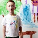 Борба с петната върху детските дрехи - 2