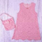 Празнична детска рокля дантела