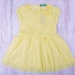 Детска лятна рокля