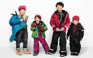 Предпазване на детските дрехи